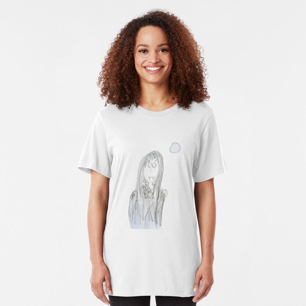 Vampire girl Slim Fit T-Shirt