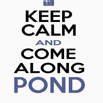 Come Along Pond by GatewayLesbian