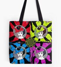Lovely Lana Four Square Tote Bag