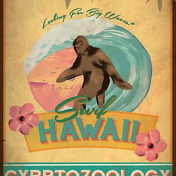 Cryptozoology Surf Competion by JayLenosChin