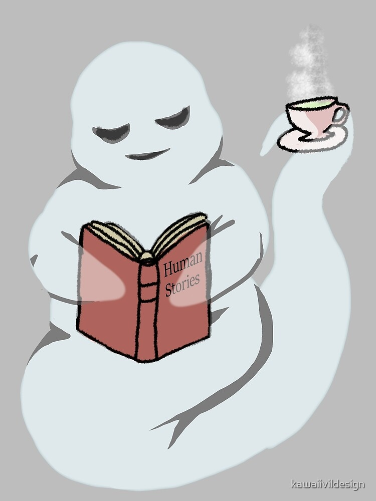 Read in peace by kawaiivildesign
