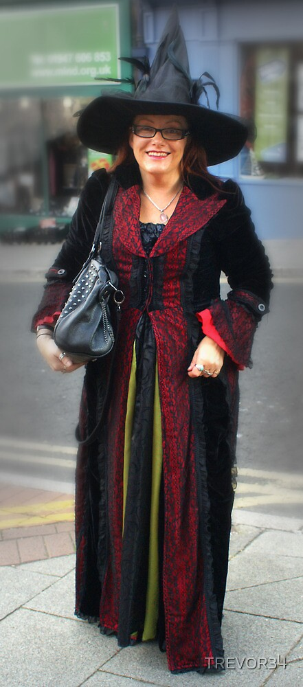The Goth Weekend at Whitby, Oct 2011. 38 by TREVOR34