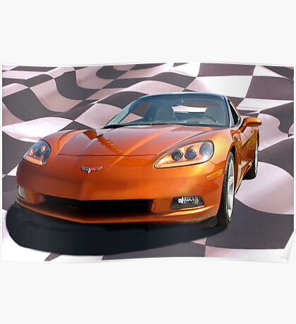 and the winner is... 2007 Corvette!  Poster
