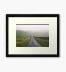 The Road Leads Back To You Framed Print