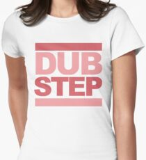 Dubstep Women's Fitted T-Shirt