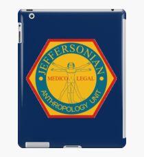 THE JEFFERSONIAN INSTITUTE  iPad Case/Skin
