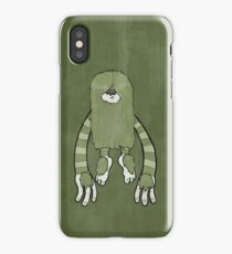 Clive the Bunyip iPhone Case