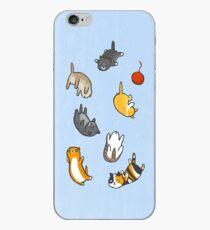 Kitten Rain iPhone Case