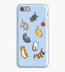 Kitten Rain iPhone Case/Skin