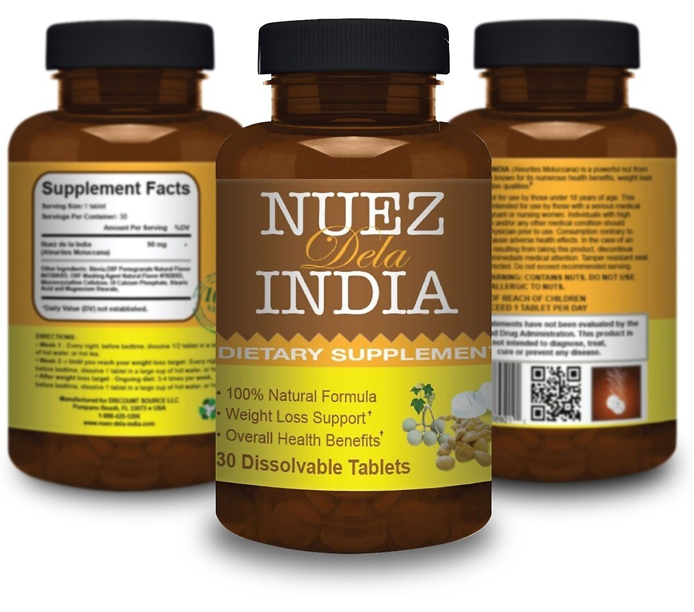 Nuez dela India Dietary Supplement by marycastillo
