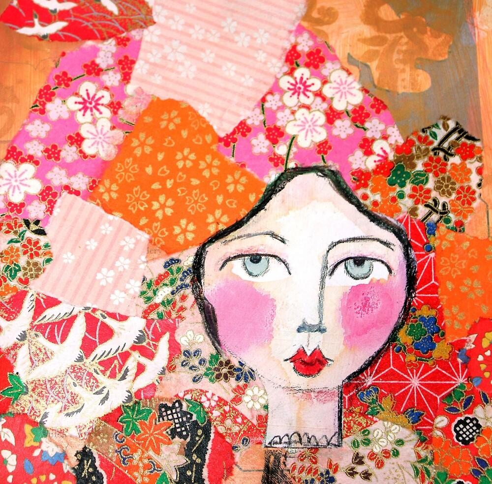 Miss Osaka by Geri McLeod