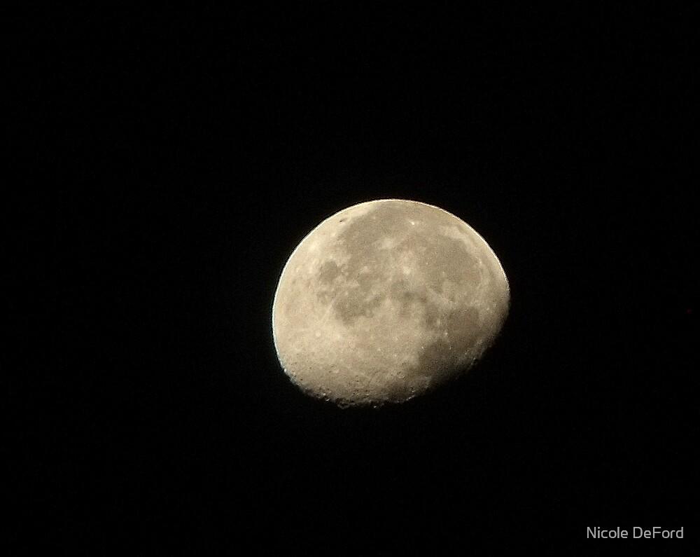 Moon Glow by Nicole DeFord