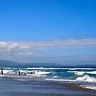 Colours of the Shoalhaven: Blue by Aakheperure