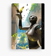 Enclave Of Original Thought Canvas Print