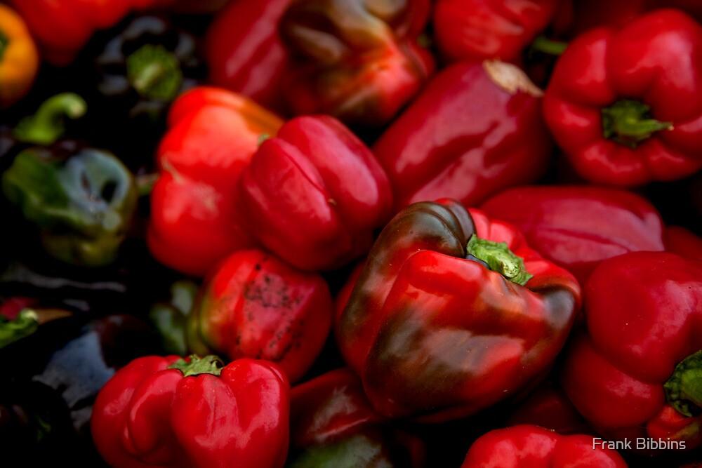 Peppers #1 by Frank Bibbins