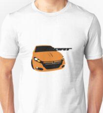 Dodge Dart - Header Orange / Vitamin C T-Shirt