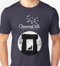 OmenCon 2012 - Armidale (artists: Tim Cluley & Conrad White) T-Shirt