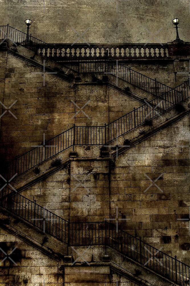 Jacobs Ladder by Catherine Hamilton-Veal  ©