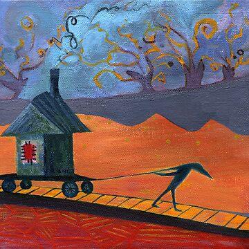 house on wheels von mariannat