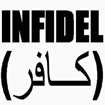 Infidel Black by TheMagpie