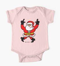 Dancing Santa Claus Kids Clothes