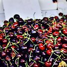 Cherries by Astrid Ewing Photography