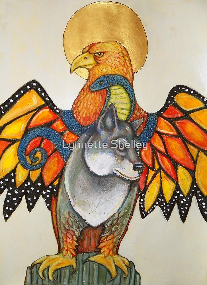 Karen's Totem by Lynnette Shelley