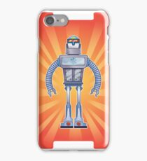 Retro Robot iPhone Case/Skin