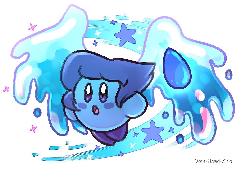 KIRBY LAPIS  by Deer-Head-Xiris