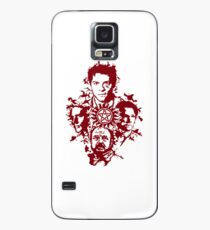 Supernatural Portraits in blood Case/Skin for Samsung Galaxy