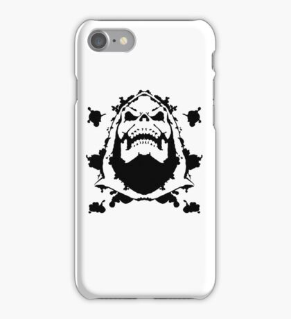 Ink Blot of Evil! iPhone Case/Skin
