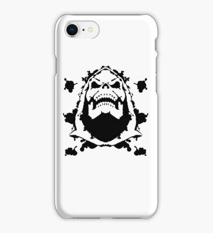 Ink Blot of Evil! iPhone Case/Skin