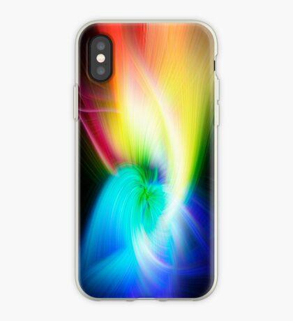 Multi-Color Swirl iphone case iPhone Case