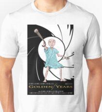 James Bond in: Golden Years Unisex T-Shirt