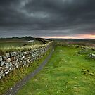 Hadrian's Wall by Brian Kerr