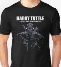 Camiseta ajustada Harry Tuttle - Ingeniero de calefacción