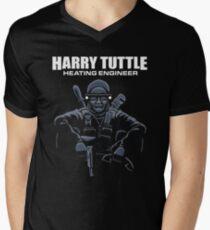 Harry Tuttle - Heating Engineer Men's V-Neck T-Shirt