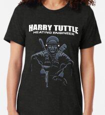 Camiseta de tejido mixto Harry Tuttle - Ingeniero de calefacción