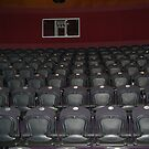 Theatre Seats # 2 by Eve Parry
