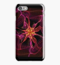 Star Ribbon Red iPhone Case/Skin