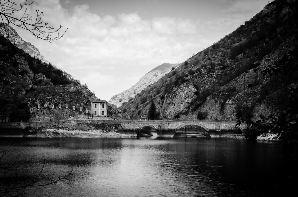 Lost not forgotten - Landscapes of Italy by Andrea Mazzocchetti