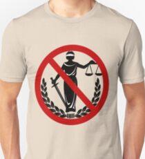 No Justice Unisex T-Shirt