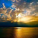 Pacific Sunset - San Diego by Jessica Chirino Karran