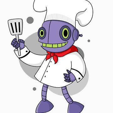 robot chef by ConceptStore