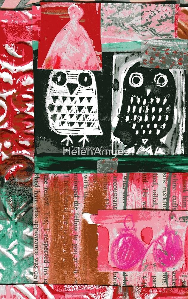 Owls 4 by HelenAmyes