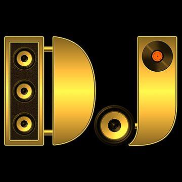 DJ gold by monafar