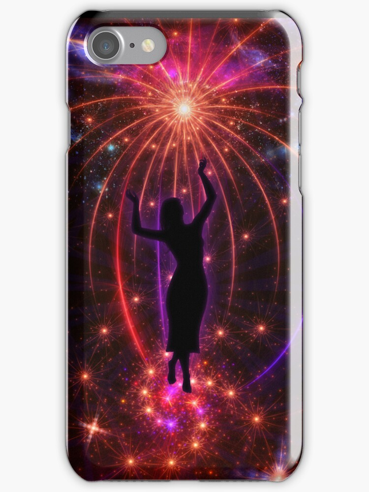 Revelation - iphone case by Leah McNeir