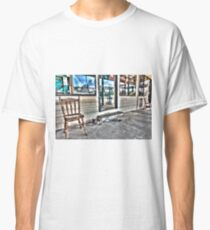Two chairs. Classic T-Shirt