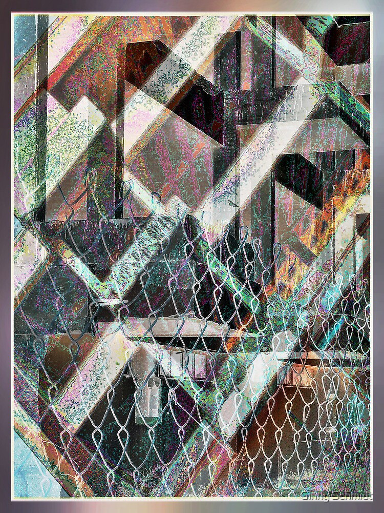 Concrete or Abstract by Ginny Schmidt