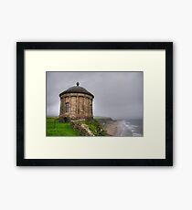 Mussenden Temple, Northern Ireland Framed Print